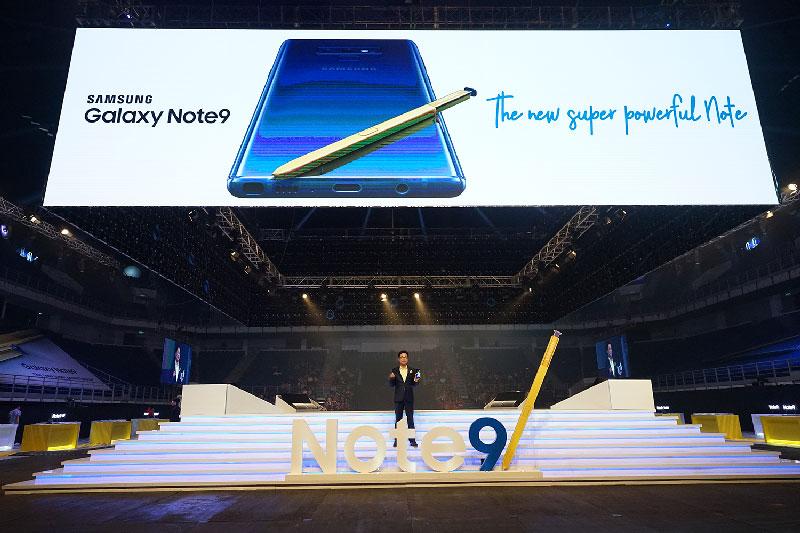 三星Galaxy Note9全新超强智能手机驾到!-Woah.MY