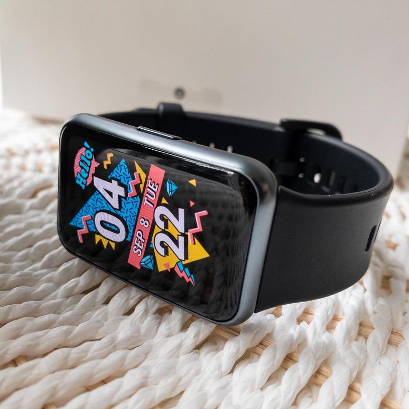 HUAWEI智能运动、健康再升级Watch Fit、FreeLace Pro大马正式开卖!-Woah.MY