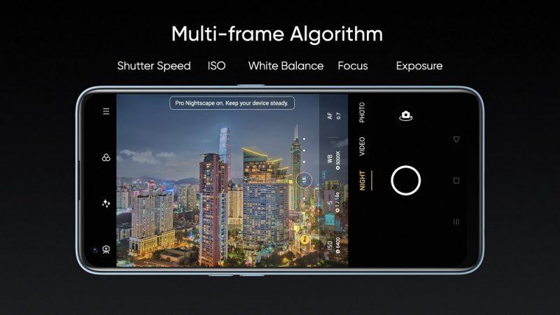 34分钟充满4500mAh电池! realme7 Pro智慧闪充+索尼IMX 682传感器太惊艳了!-Woah.MY