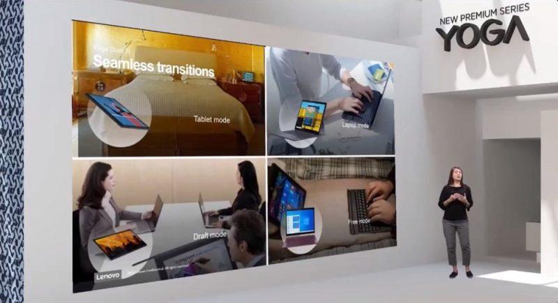 Lenovo Yoga系列两款新笔电Slim 7i和Duet 7i大马发布!
