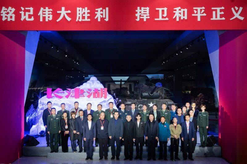 百亿影帝吴京将与易烊千玺合作新电影《长津湖》!