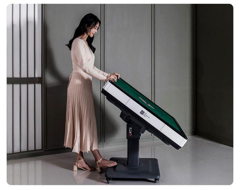 小米有品推全自动迷你麻将机!一桌多用可作为麻将机和餐桌!售价RM1140起-Woah.MY