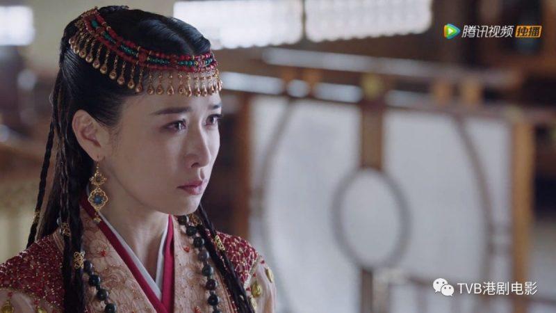 佘诗曼凭《鬓边不是海棠红》再夺视后:感谢于正老师这么大胆找我演