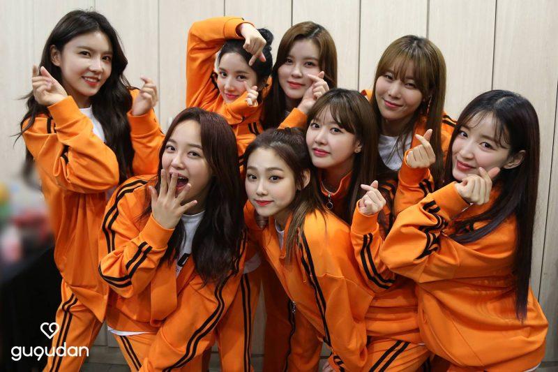 """韩女团gugudan宣布12月31日正式解散!硬糖少女303的""""她""""是其中一员"""