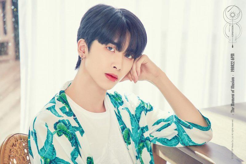 韩团UP10TION第3名成员确诊!公司:他是无症状患者