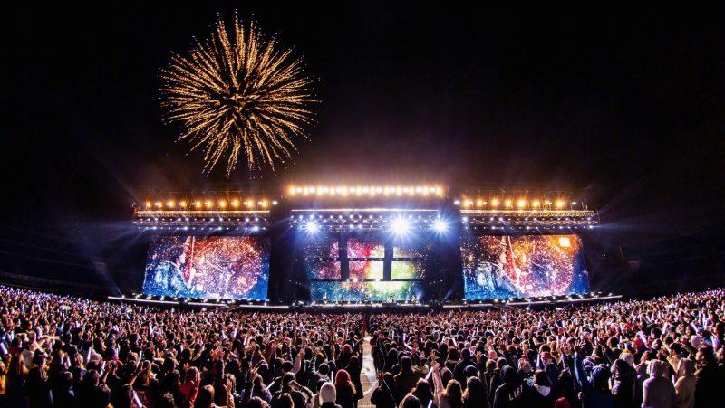 , 跨年夜不孤单!五月天办线上跨年演唱会,陪你告别2020迎接2021