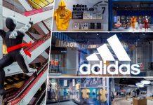 adidas MakerLab全马首家创意协作空间,可自行客制adidas商品!