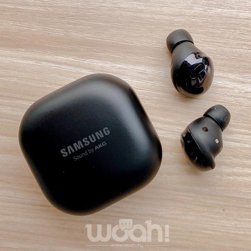 SAMSUNG Galaxy Buds Pro 无线耳机:高颜值、智能降噪音质更出众!-Woah.MY