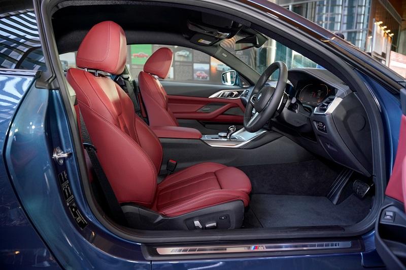 大马BMW发布全新一代430i Coupé M Sport双门跑车,售价为RM454,800-Woah.MY