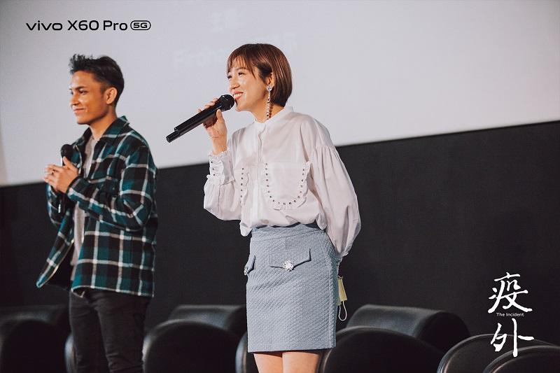张吉安首度用手机拍摄微电影《疫外》陈俐杏饰单亲妈妈-Woah.MY