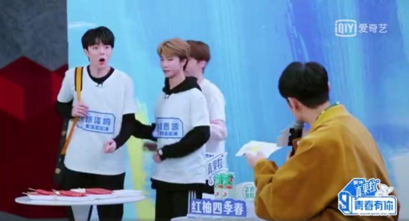 """豪迈!""""大厂烤肠推广大使""""李荣浩准备一桌子烤肠请训练生"""