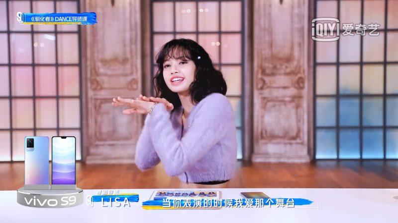 """超暖心!Lisa导师为《青你3》王南钧送上鼓励,私下教导舞蹈 """"我知道你可以做到的""""-Woah.MY"""