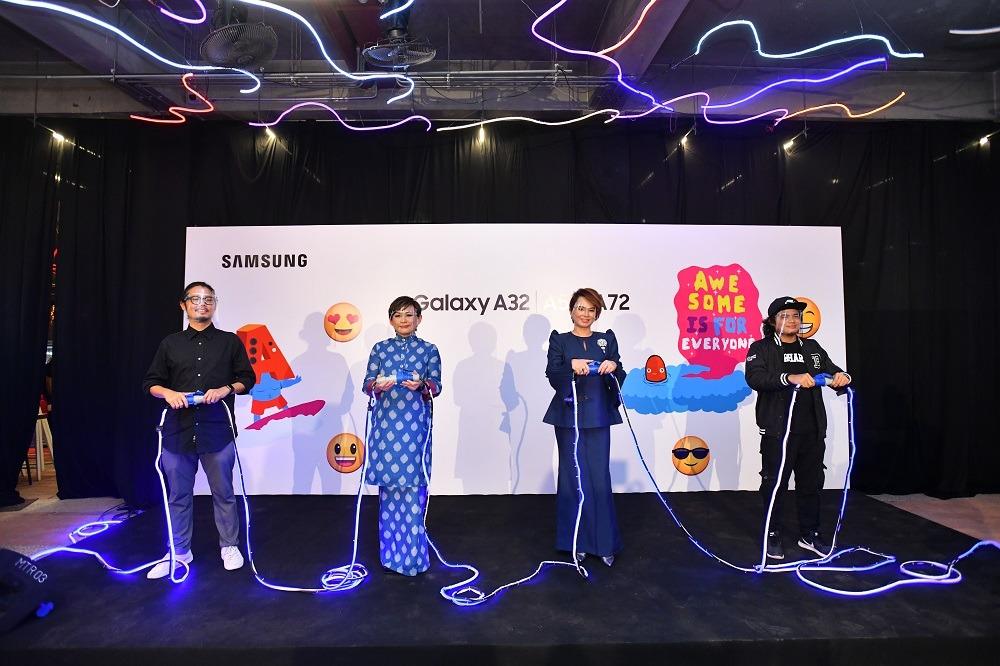 """跳Tik Tok就有机会赢取手机!SAMSUNG """"Rising Stars Kita"""" 鼓励大马青年追梦-Woah.MY"""