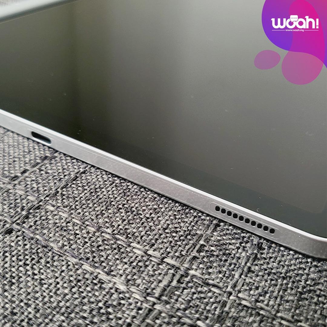 Samsung Galaxy Tab S7 FE 5G 开箱:超炫大屏追剧上网更过瘾!-Woah.MY